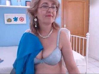 Granny on web cam