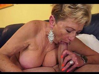warm grandma  anal lovemaking
