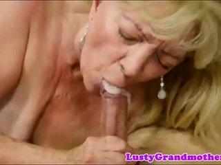 spunk facehole granny compilation