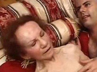 Very Old granny Linda - great granny gigi