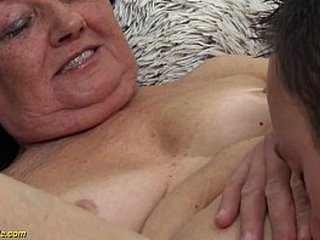 hairy 82 years old granny deep and harsh fucked