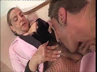 Mummy & Granny market of lovemaking Vol. 16