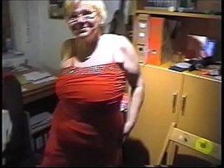 German granny udders