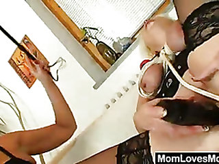 Domination & submission wifey bangs granny