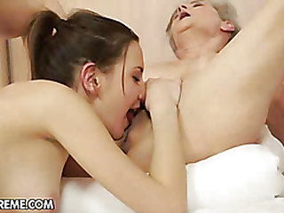 Let's cum together