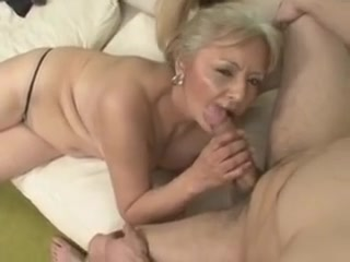 Granny is feeling obscene