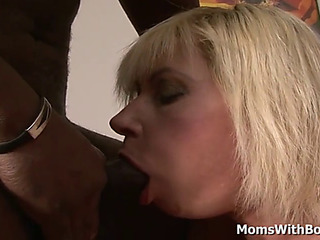 GoldenHaired granny lilli acquires anal pounded by bbc