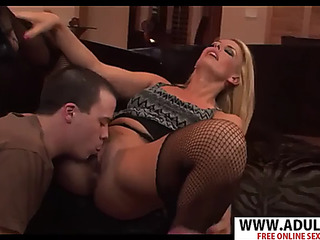 Old mommy darryl hannah receives smashed hard sexy step son
