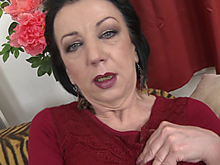 PLEASING GRANNY ZELMA S fearsome fearsome(56 y threatening o )