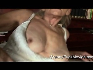 nomable granny gets a new dude to fuck