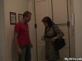 Her old mother and bf taboo hookup