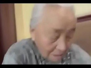 80yr old Japanese Granny Still Enjoys to Tart's (Uncensored)