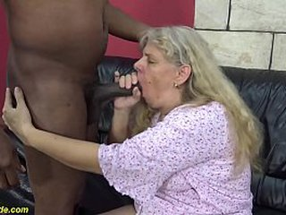 71 years old chubby granny likes her first rough big seized dick beotches sex